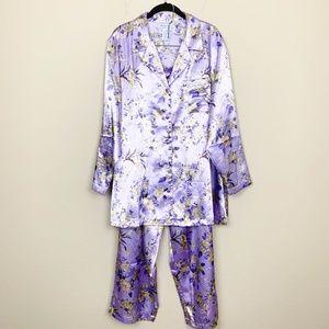 Woman Within Two Piece Pajama Set 1X